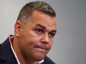 Seibold shuts down coaching 'circus' talk