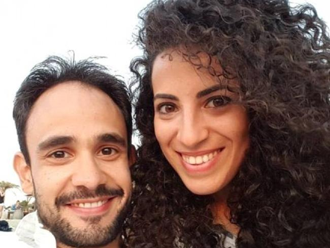 Alberto Fanfani, 32, an anesthesiologist, and fiancee Marta Danisi, 29, were due to get married next year but died in the Morandi bridge collapse.  Picture:  Facebook