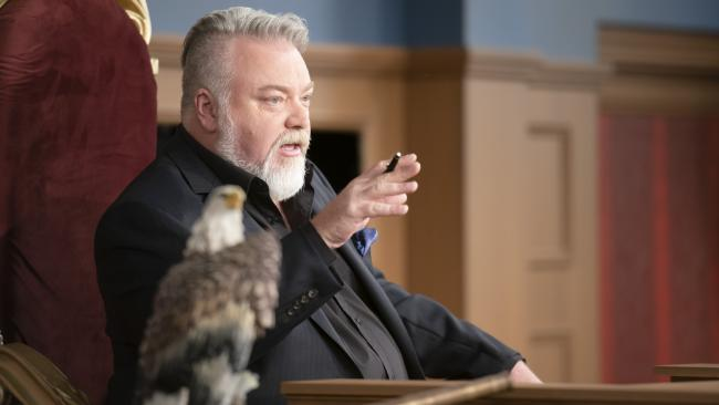 Kyle Sandilands on his new Channel 10 show, Trial By Kyle.