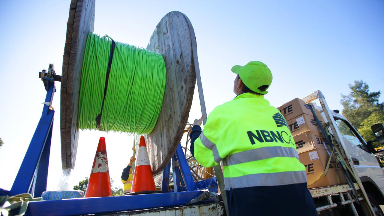 NBN Co has backed away from a plan to introduce higher charges for regional broadband users.