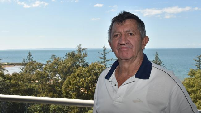 Redcliffe resident and Tangalooma homeowner Chris Bale is fed up with dramatically increasing rates.