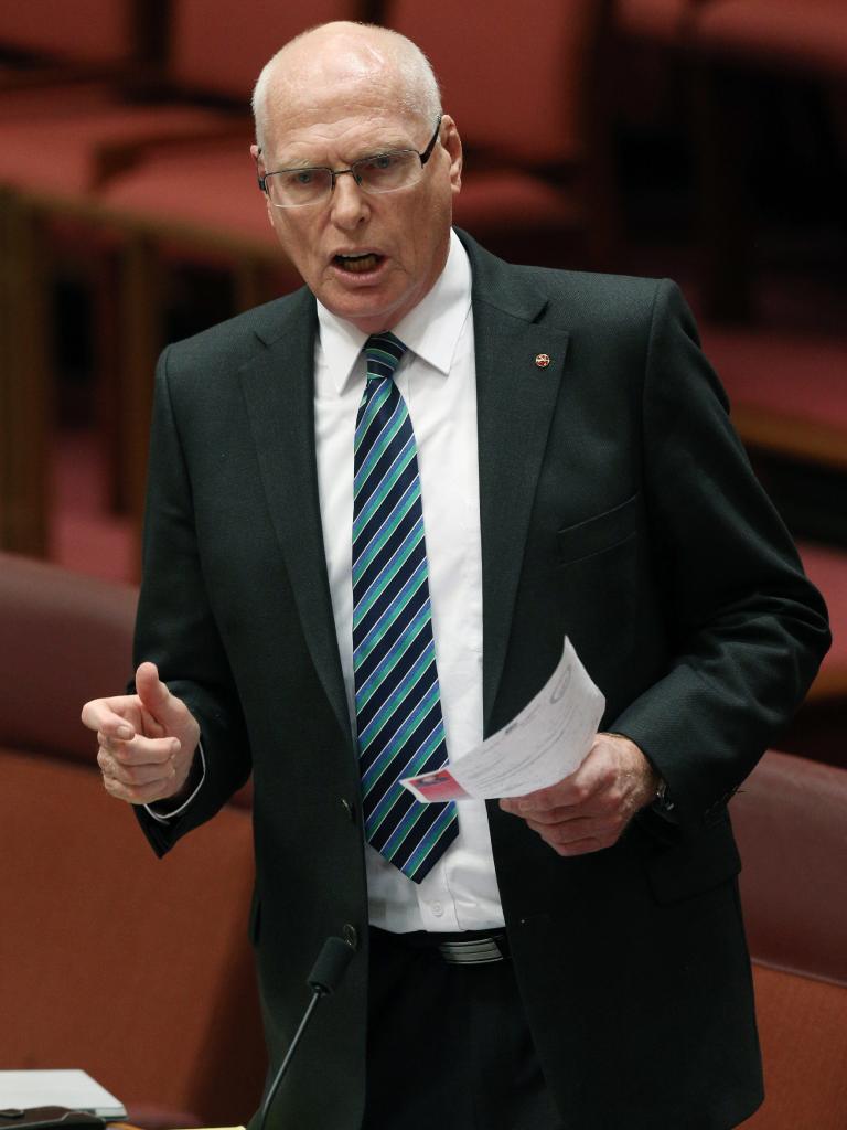 Liberal Senator Jim Molan. Picture: Gary Ramage