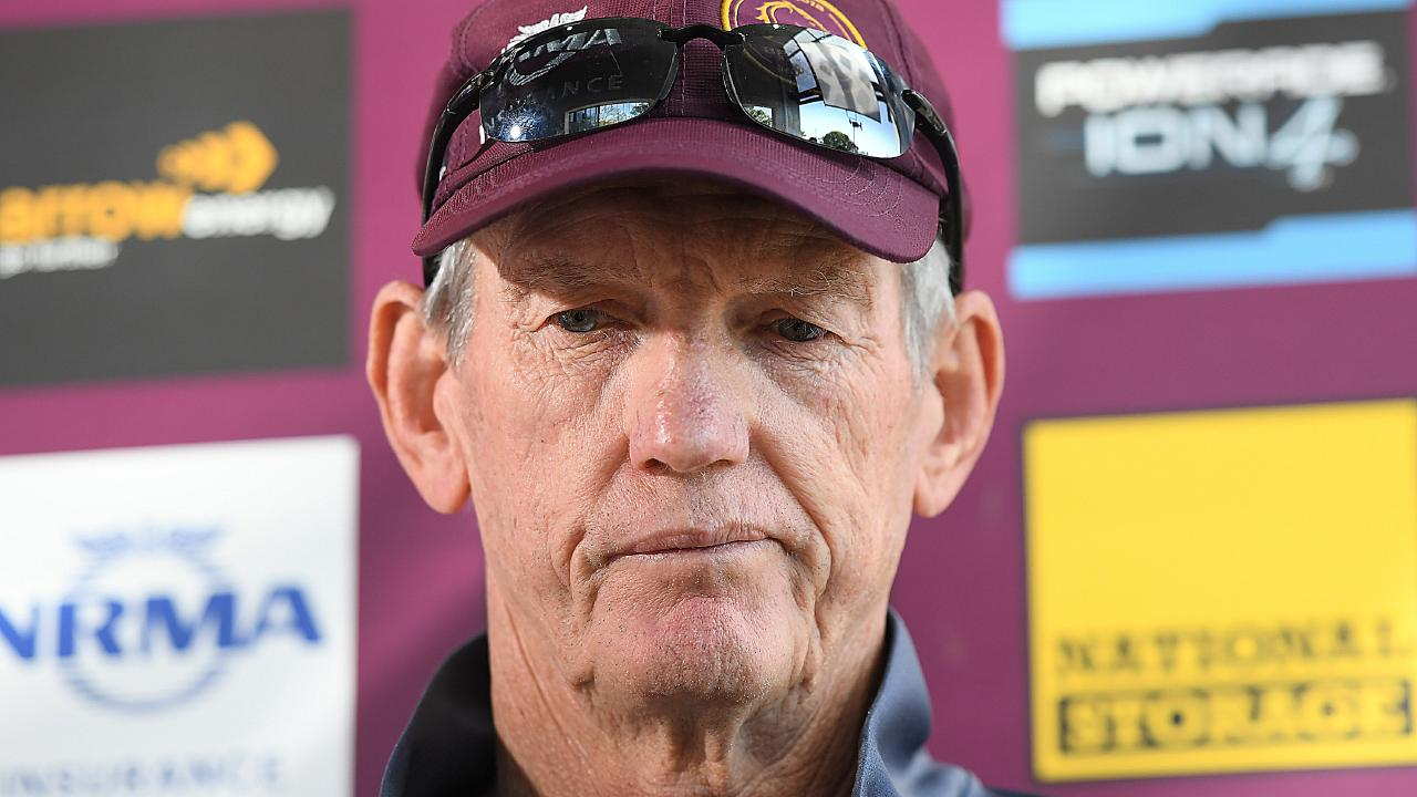 Brisbane Broncos head coach Wayne Bennett had his request for a contract extension rejected.
