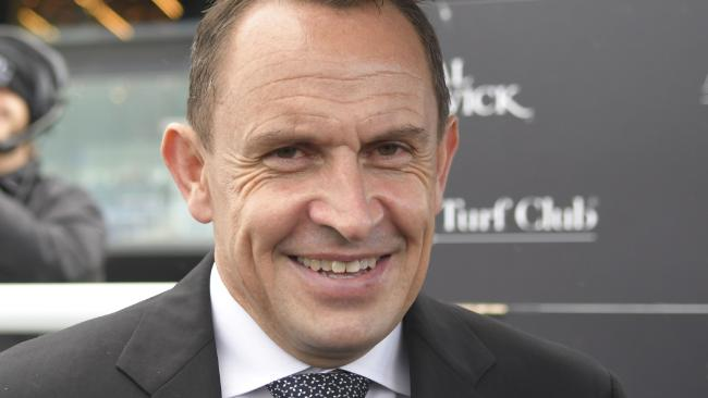 Trainer Chris Waller. Picture: AAP