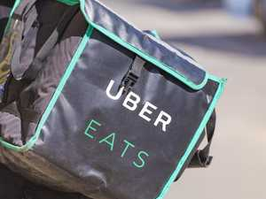 Woman's shock $800 Uber Eats bill