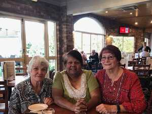 Life-long friends catch up in Toowoomba after 55 years