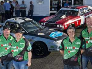 Toowoomba man takes on outback rally with a mate
