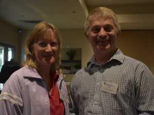 Beth Krafft and Dr Oliver Knox.