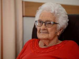 Mackay local Connie Peach is turning 100 this