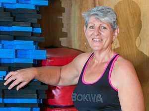 How a dance exercise saved cancer survivor Cathy Hayter