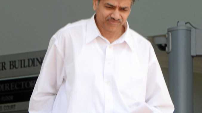 CHARGED: Dr Elamurugan Arumugam, operated out of the Sunshine Plastic Surgery in Rockhampton.