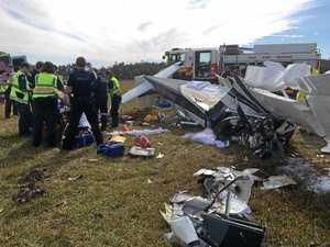 180 seconds from death: Pilot's miraculous crash survival