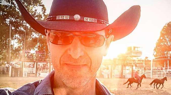 Big banker's amazing double life as cowboy photographer