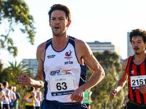 Reigning Aussie half marathon champ wary of his opposition