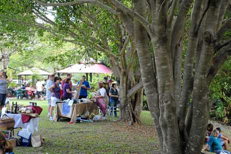 The annual Health & Lifestyle Expo at Cape Hillsborough is a popular event.