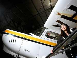 High hopes as Kybong exports aviation skills