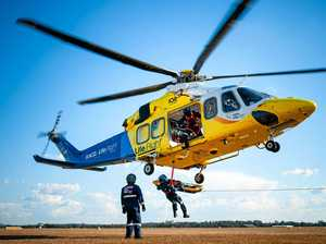 New 'flying doctors' head over heels
