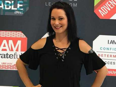 Shanann Watts worked in the health and wellbeing industry, selling freeze dried food and weight loss products. Picture: Facebook