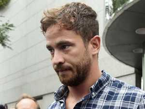 Rugby star fined, apologises for wild night