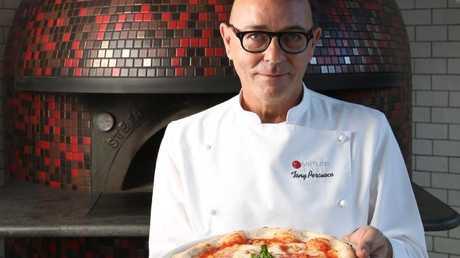 Restaurateur Tony Percuoco of Tartufo. Picture: David Kelly