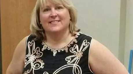 Things began to fall apart for Denise Woodrum after her divorce. Picture: Facebook