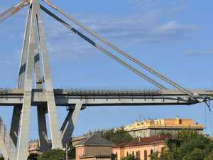 Mafia blamed for bridge collapse