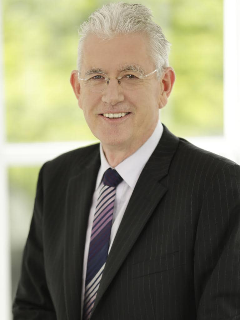 National Seniors' Ian Henschke.