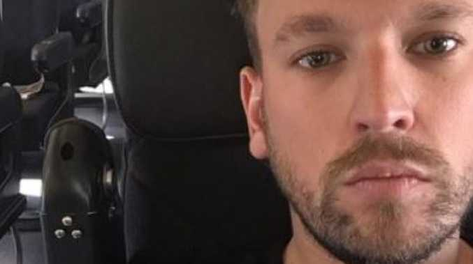 Dylan Alcott blasted the airline's 'inhumane' treatment.