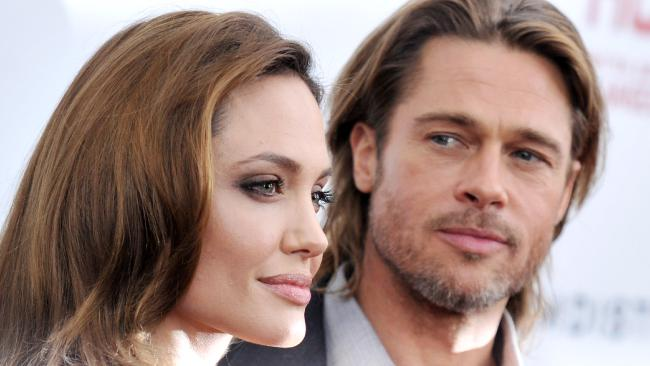 Judge orders Angelina Jolie must give Brad Pitt more visitation rights. Picture: Getty