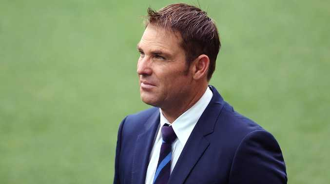 Shane Warne is worried about the lack of young talent coming through.