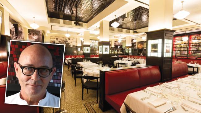 Tartufo is one of Brisbane's classier restaurants.