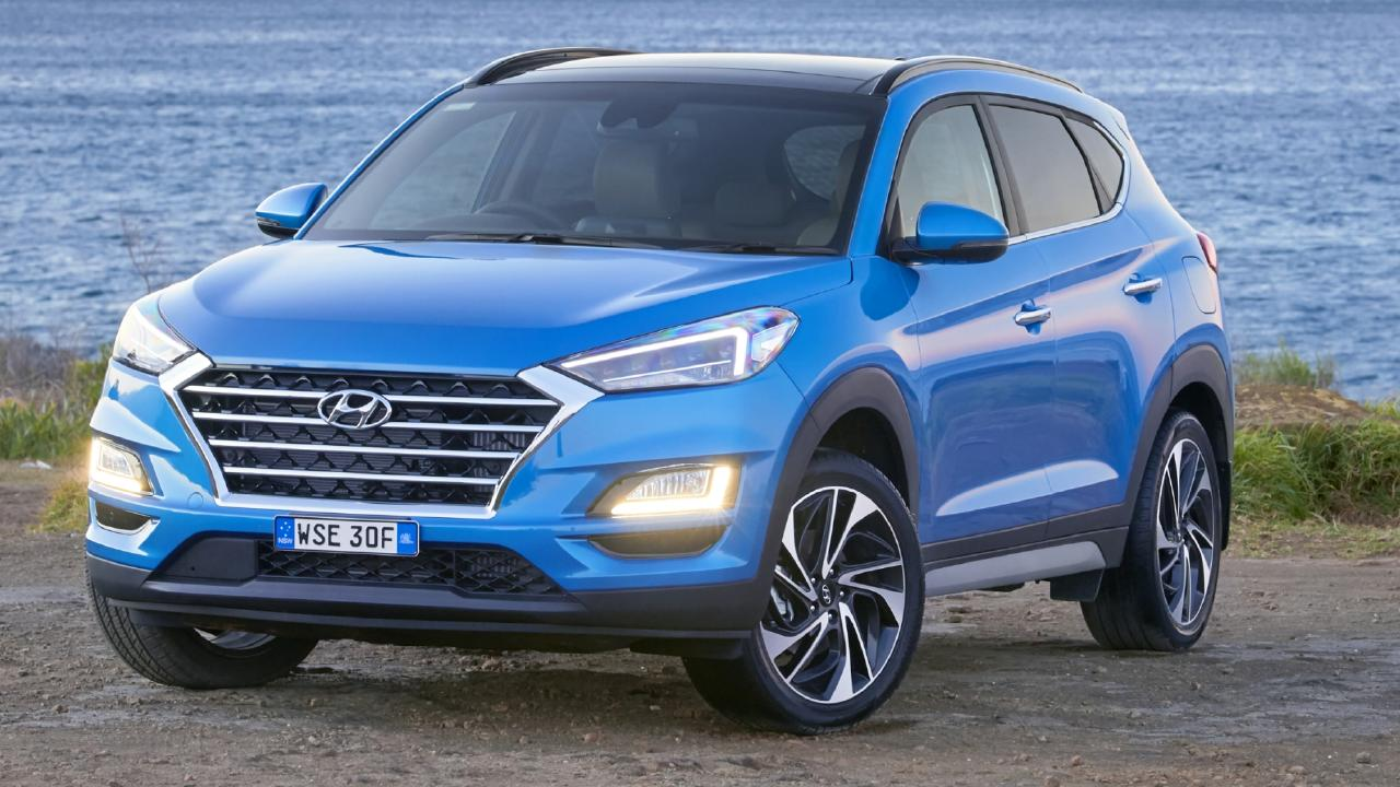At a glance it may look the same as before but the Hyundai Tucson has had a midlife makeover, including changes under the skin. Picture: Supplied.