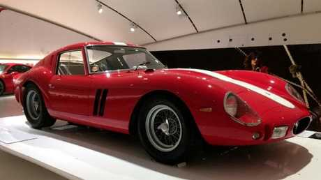 Rare 1962 Ferrari 250 GTO: Tipped to fetch $80m — only 39 were built