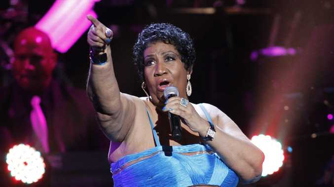 Aretha Franklin's life was far from easy.