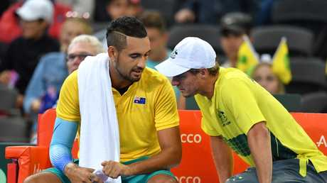 The Davis Cup will now be a one-week event in a move angering tennis traditionalists around the world. Source:AAP