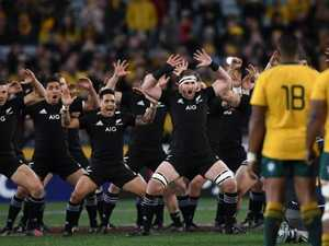 All Black 'indulgence' — how an Aussie feels facing the haka
