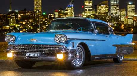 1958 Cadillac Fleetwood: You'll need plenty of cash and a large garage