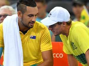 Tennis Australia slams controversial Davis Cup revamp