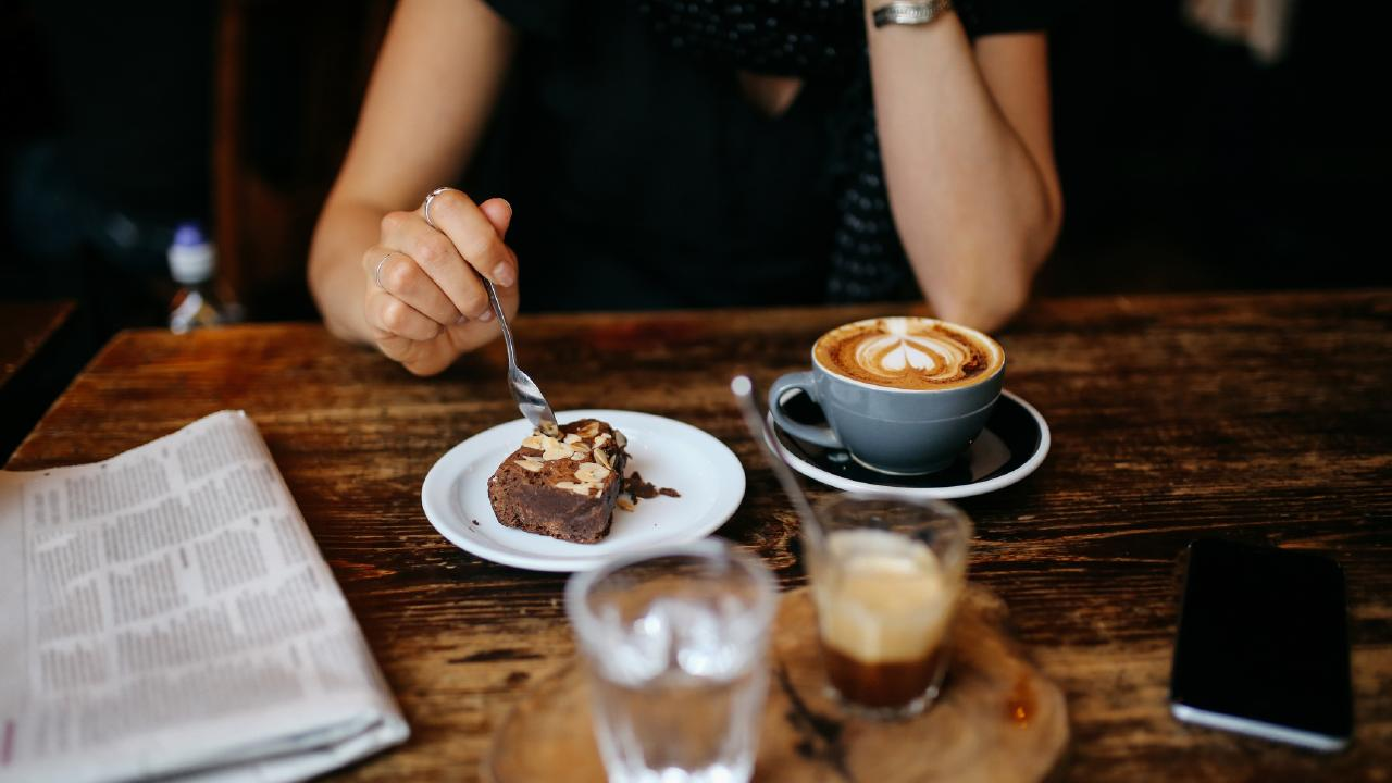 Coffee served up in a cafe in East London. Picture: iStock
