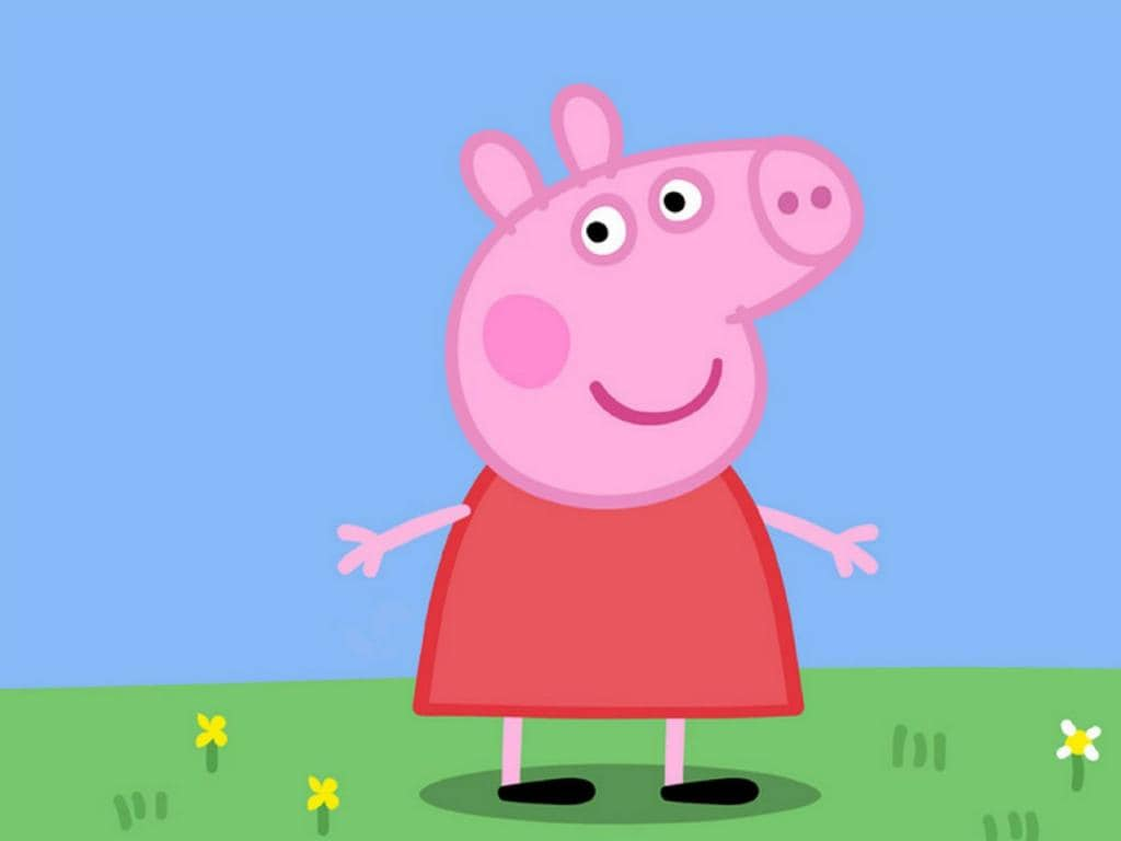Kids have been at risk of seeing Peppa Pig being beheaded on YouTube Kids. Picture: Supplied