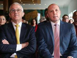 Dutton 'seriously' weighing up leadership push