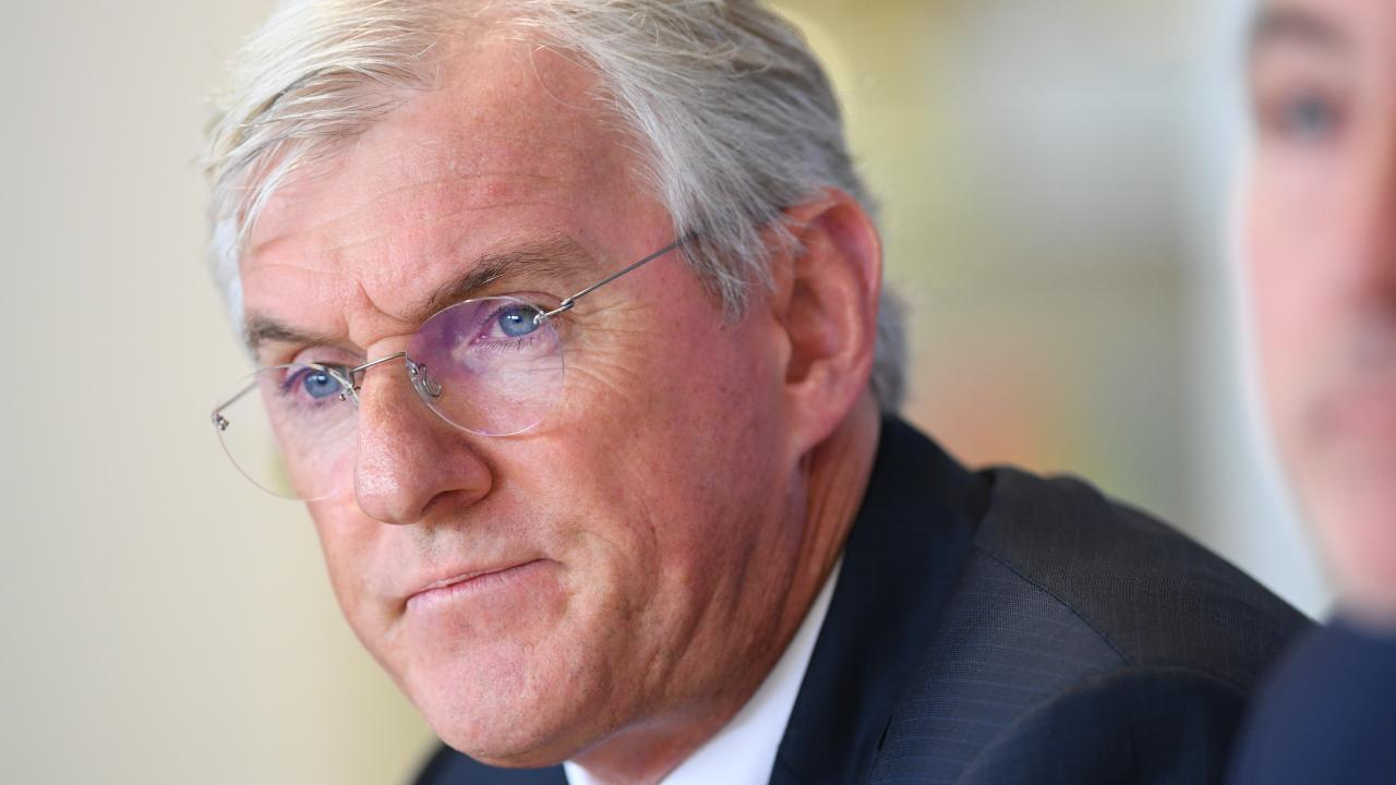 FFA chairman Steven Lowy will reluctantly walk away from the job.
