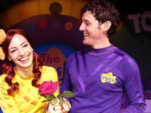 Purple Wiggle breaks silence on shock split