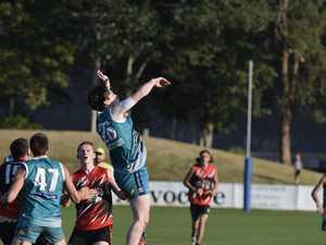 The North Coast AFL final Coffs Breakers v Sawtell