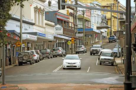 MAry street upgrade in Gympie.