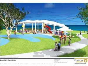 Coast's $4.5M playground design revealed