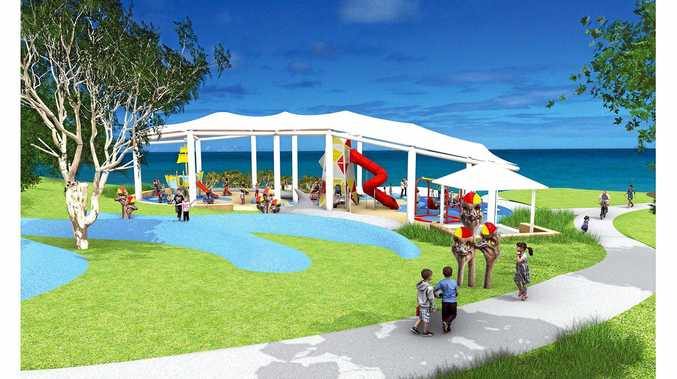 Coast's $4.5M playground design revealed