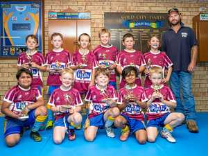 Gympie Junior Rugby League Presentations