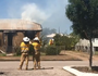 Qld home damaged in fire