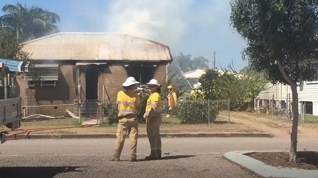 Townsville Fire